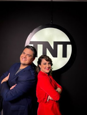 Michel Arouca e Aline Diniz (divulgação)