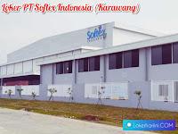 Lowongan Kerja PT Softex Indonesia Karawang Terbaru 2021