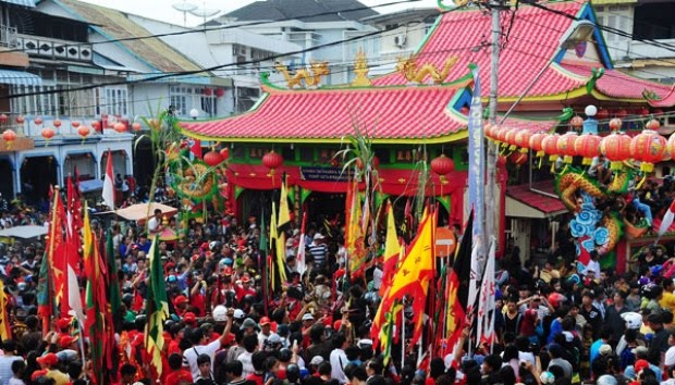 Imlek telah tiba! Inilah 6 Tempat di Indonesia yang harus kalian Kunjungi pas Perayaan Imlek
