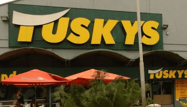 Tuskys Supermarket photo. PHOTO | BMS