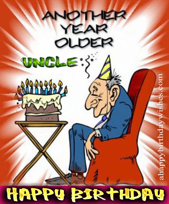 Happy Birthday Uncle Quotes. QuotesGram