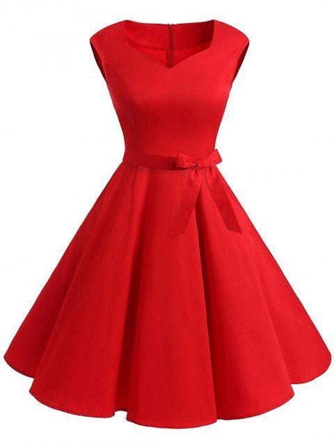https://www.dresslily.com/vintage-sweetheart-neck-pin-up-product3552302.html