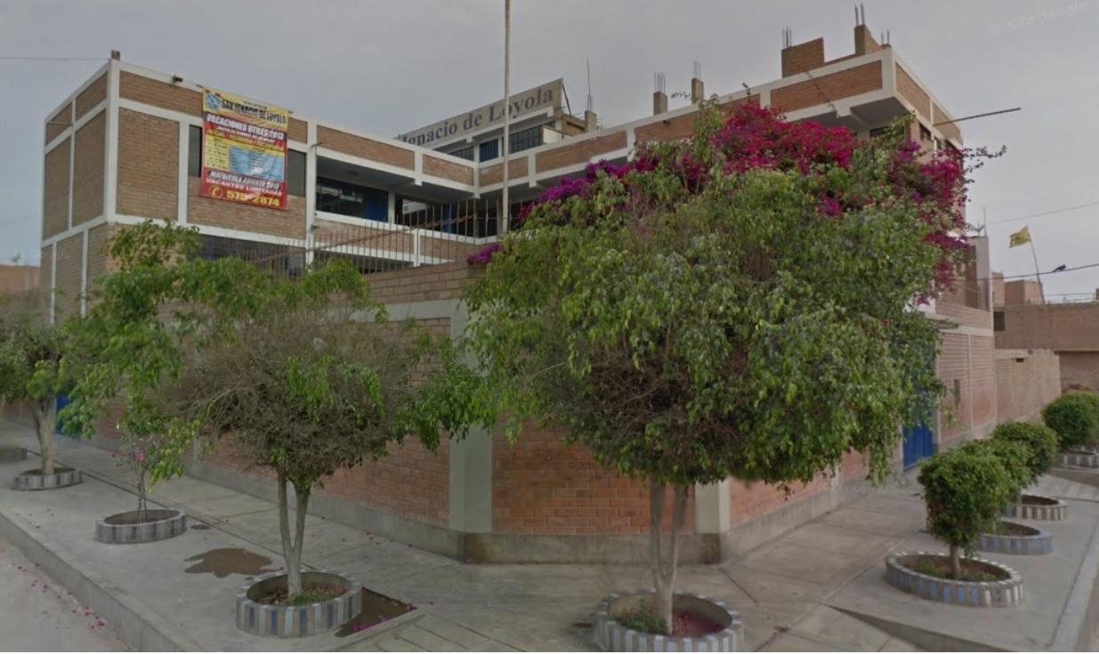 Escuela SAN IGNACIO DE LOYOLA - San Martin de Porres