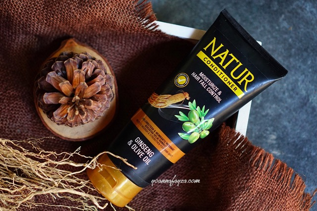 Natur Conditioner Ginseng
