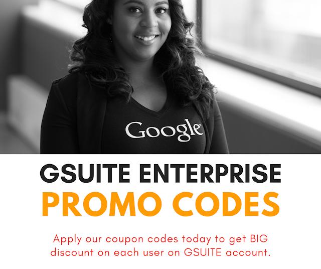 G Suite Enterprise Promo Code