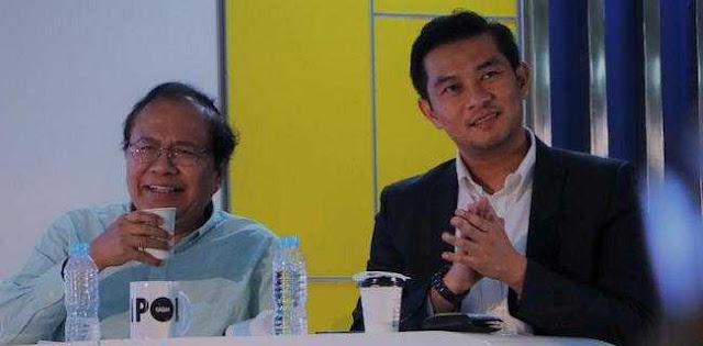 RR: Argumen TKN Samakan Infrastruktur Indonesia Dan China Ngawur Berat