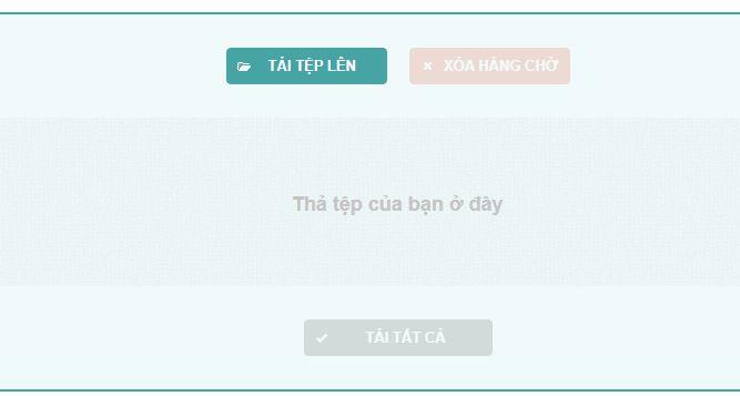 Trang web nén hình ảnh online trực tuyến cho blogspot