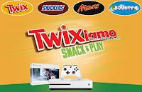 """Concorso """"Snack & Play"""" : vinci 30 Console XBOX ONE S e gioco Star Wars Jedi Fallen Order con Mars, Bounty, Snickers e Twix"""