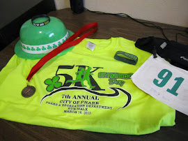 St. Patrick's Day 5K - Done!