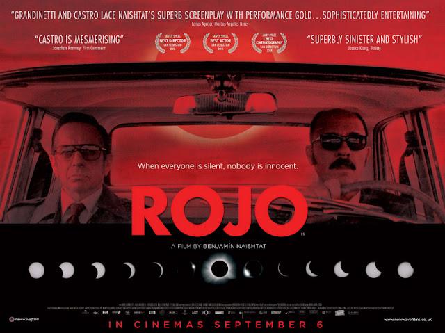 rojo film poster