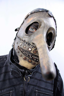 美國金屬樂團 Slipknot —       每一個面具的明確歷史 37