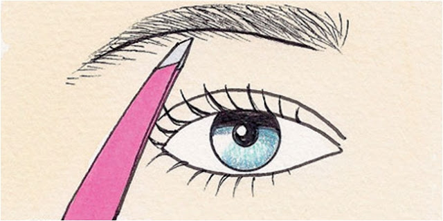 Alis Mata Yang Membawa Dosa, Inilah Hukum Mencukur Bulu Alis Mata Bagi Wanita