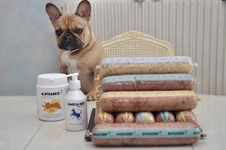 Dog Chef : ration ménagère livrée à domicile