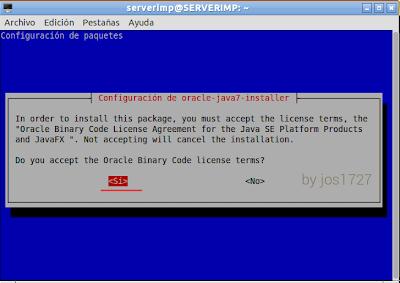 instalacion java linux