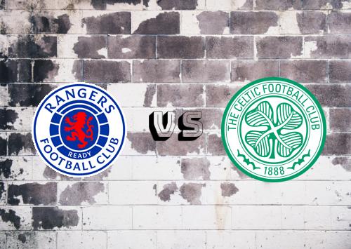 Glasgow Rangers vs Celtic  Resumen