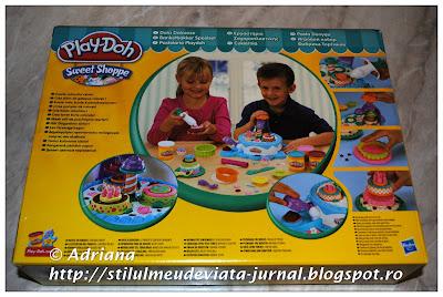 Play doh - fabrica de dulciuri
