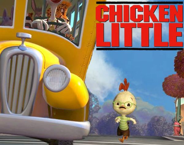 Play Chicken Little Missed the Bus