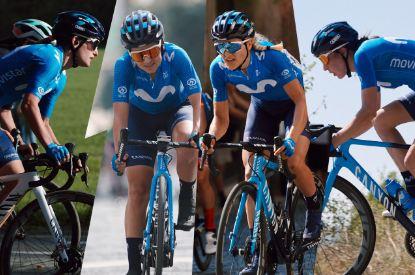 El Movistar Team femenino renueva, hasta 2023, la columna vertebral del equipo