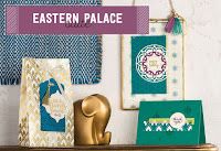 Look more closely at the Eastern Palace Product Suite by Stampin' Up!