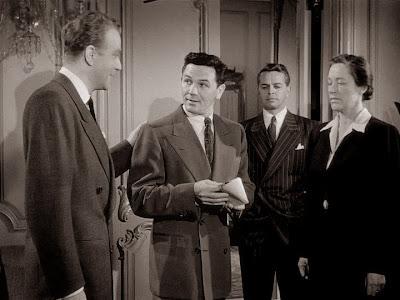 John Garfield, Anne Revere, Joseph Pevney - Body and Soul (1947)