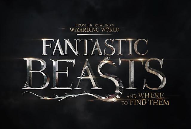 J.K. Rowling anuncia cinco filmes de 'Animais Fantásticos'! | Ordem da Fênix Brasileira