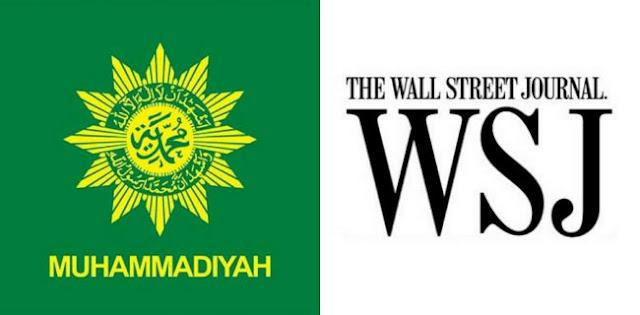 PP Muhammadiyah Vs The Wall Street Journal, Siapa Yang Berbohong?