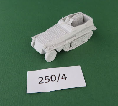 Sd Kfz 250/1 to 11 picture 9