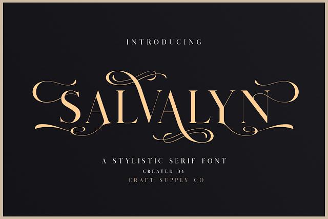 http://www.letteringtime.org/2018/12/tipografias-gratuitas-salvalyn-serif.html