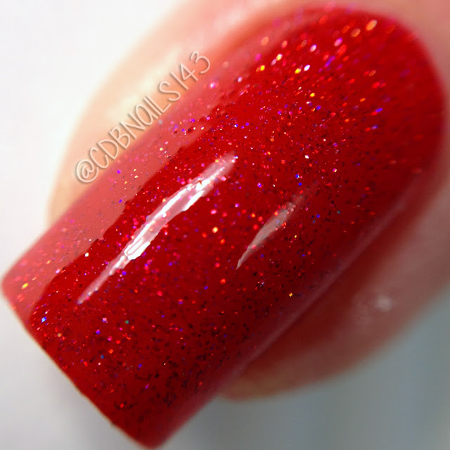 KBShimmer-Apple of my Eye