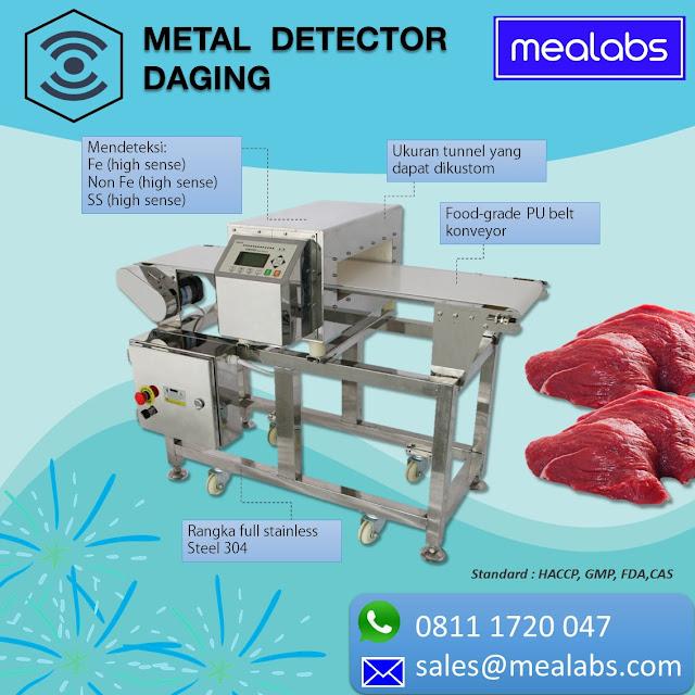 metal detector daging