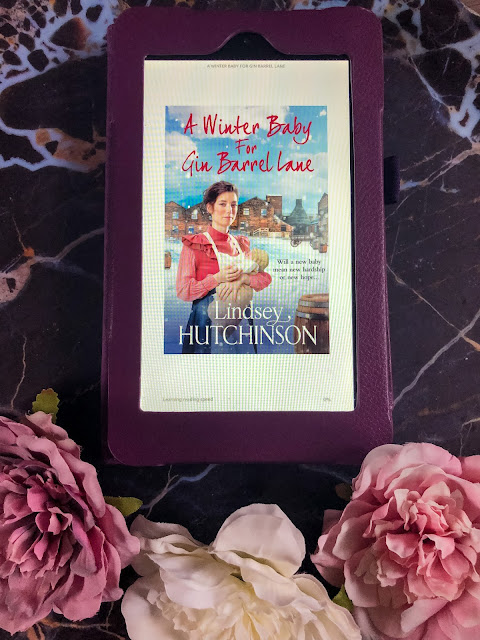 A Winter Baby For Gin Barrel Lane by Lindsey Hutchinson book review