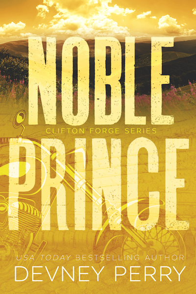 Book Review: Noble Prince (Clifton Forge #4) by Devney Perry   About That Story