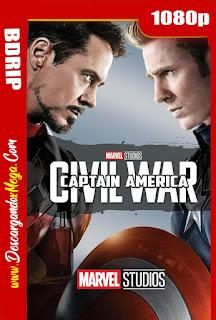 Capitán América Civil War (2016) BDRip 1080p Latino