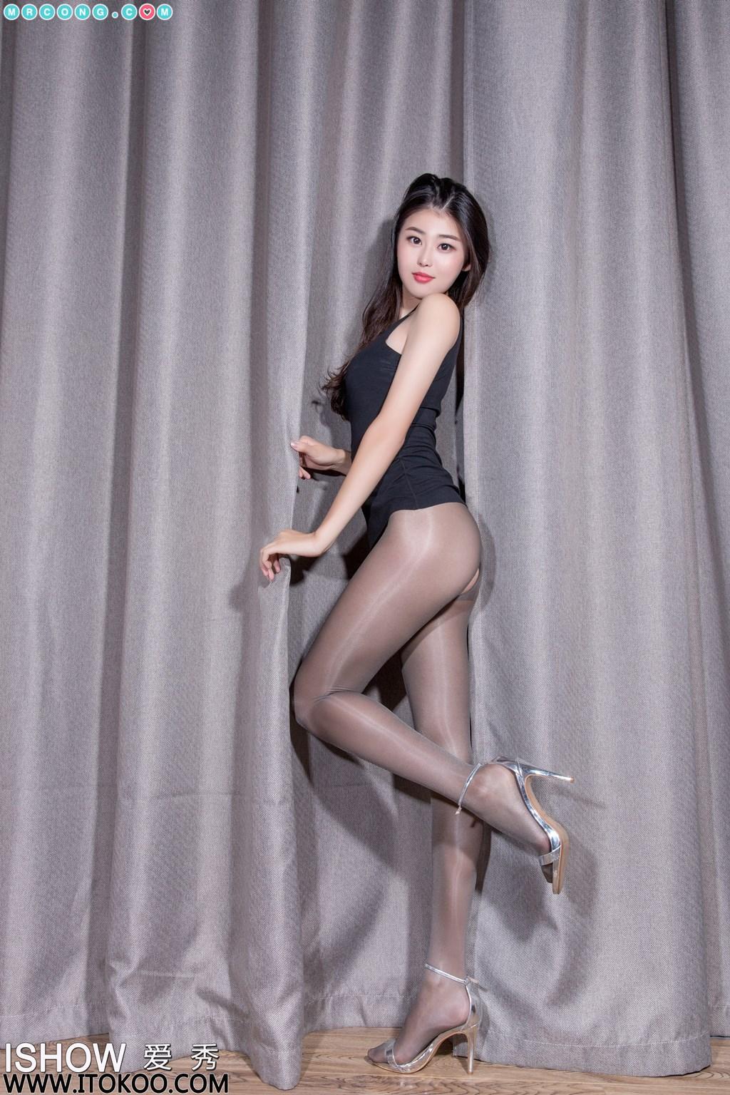 Image ISHOW-No.160-Liu-Yue-Fei-Phoebe-MrCong.com-008 in post ISHOW No.160: Người mẫu Liu Yue Fei (刘玥菲Phoebe) (31 ảnh)
