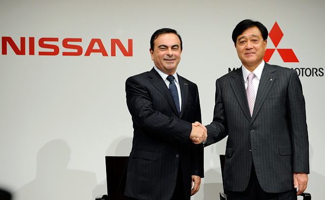Terlibat Skandal Pengujian Efisiensi Bahan Bakar, Mitsubishi Dicaplok Nissan !