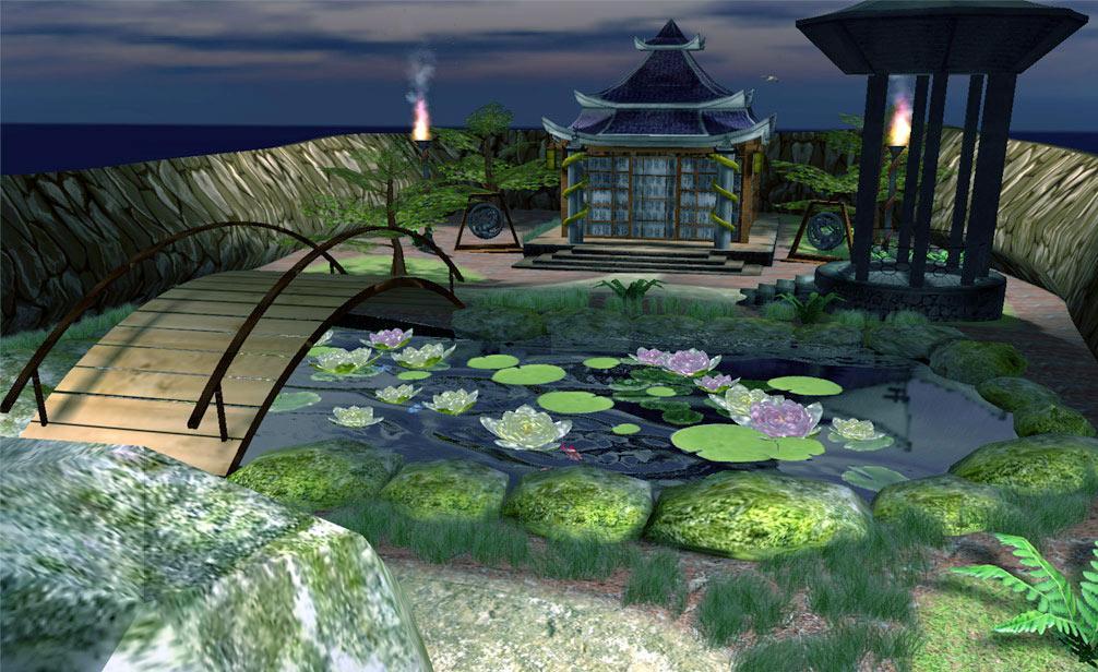 paysages zen pour vous relaxer