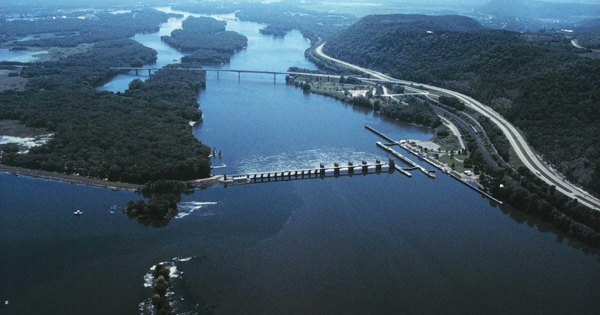 ο μεγαλύτερος ποταμός της Βόρειας Αμερικής.. - Ομορφα Ταξιδια