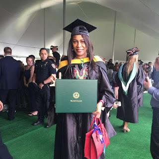 Regina Askia graduates