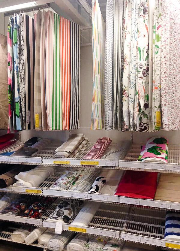 IKEA fabrics