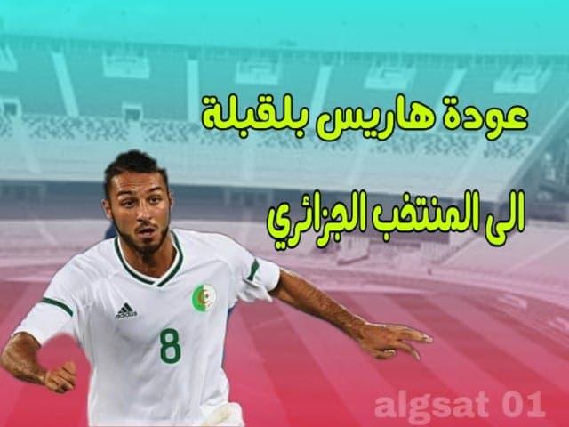 #منتخب الجزائر #المنتخب الجزائري#حارس منتخب الجزائر#قائد منتخب الجزائر #بعثة منتخب الجزائر #هاريس بلقبلة