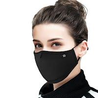 Firmenstoffmasken