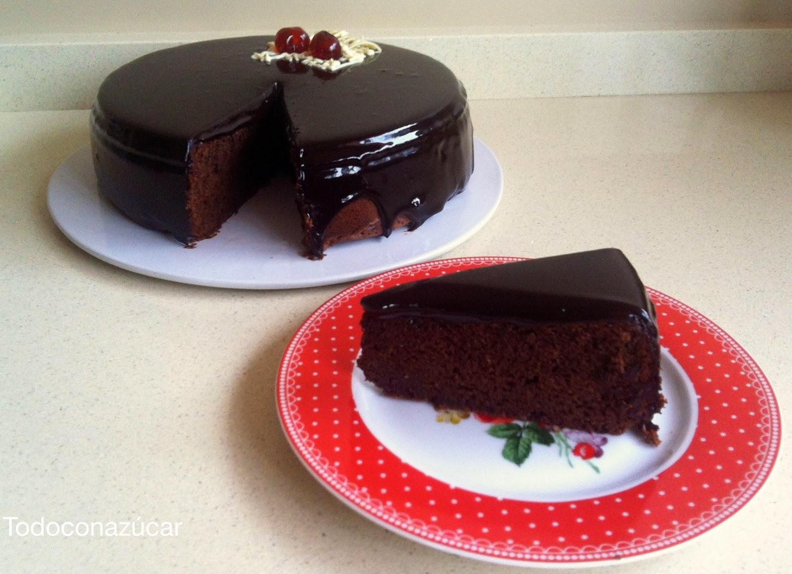 Cake De Espejo