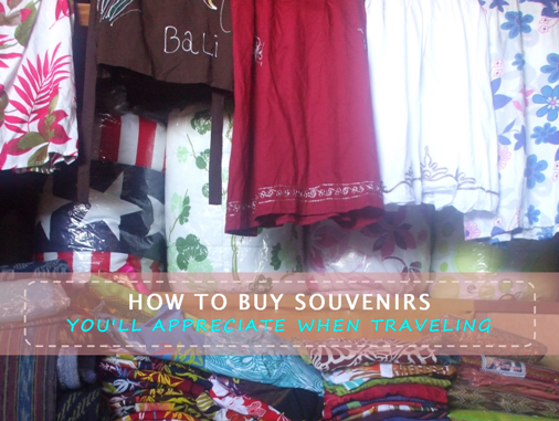 How To Buy Souvenirs, Souvenir Shopping Bali
