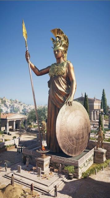 Assassin's Creed: Odyssey_Atenea Promacos