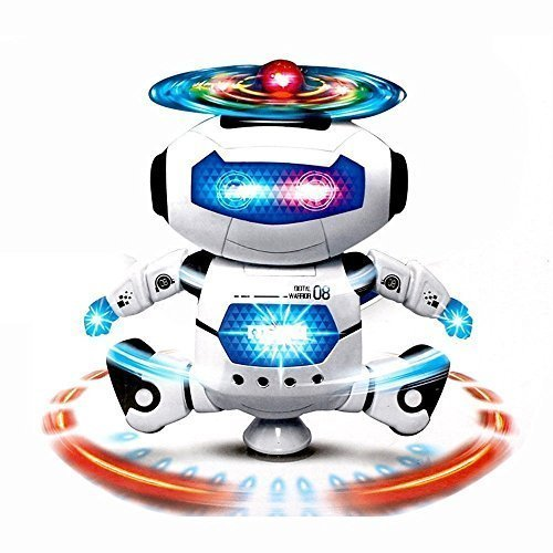 Toyshine Dancing Robot with 3D Lights and Music Buy on Lowest Price In India Only