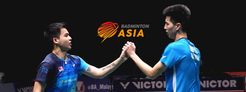 Badminton Asia 2019