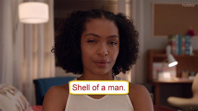 Arti Shell Of a Man