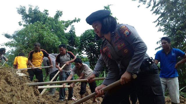 Soal Longsor, Ketua DPRD Luwu Sebut Akibat Hutan Gundul