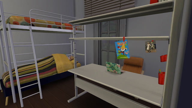 Sims 4 Bunk Bed