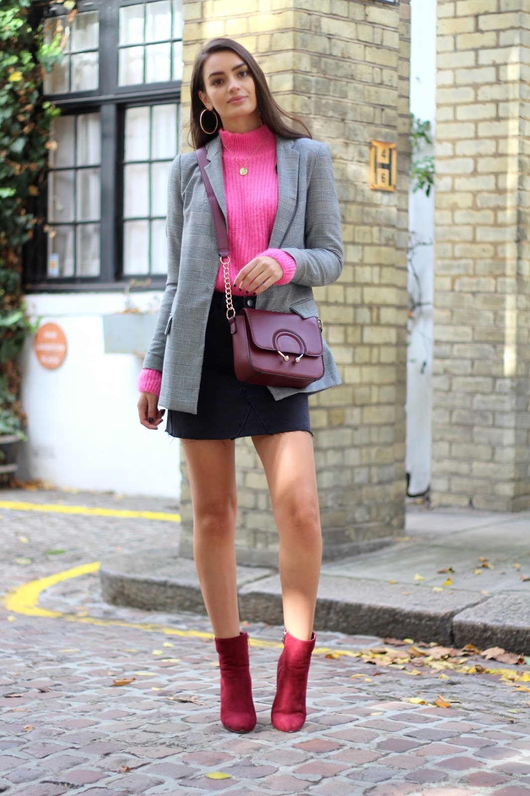 how to continue wearing skirts in autumn peexo blogger